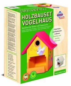 Futterhaus, Vogelhaus, Pebaro-Set
