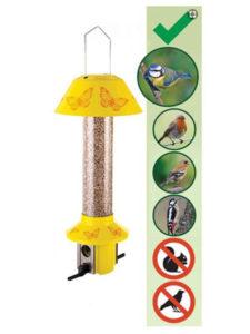 Futtersäulen, Roamwild Wildvogel-Futterautomat, räubersicher