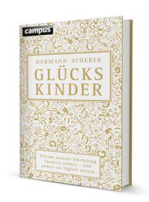 Hermann Scherer - Buch Glückskinder